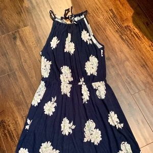 Gently Used - Old Navy floral dress